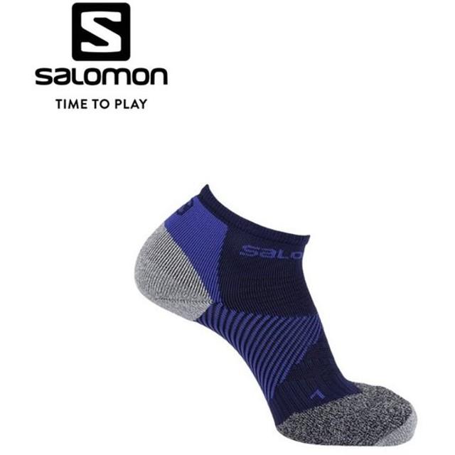 【メール便対応】サロモン SPEED SUPPORT ソックス メンズ レディース LC1130700
