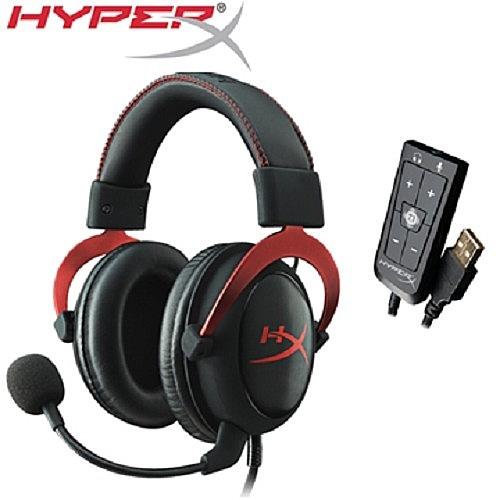 【高CP值】金士頓 HyperX Cloud II 電競耳機 ~全新現貨~