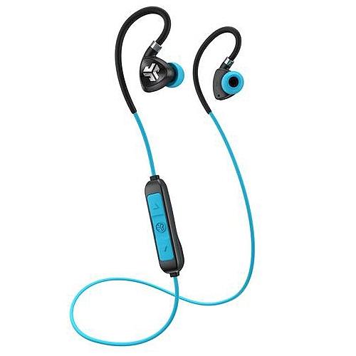 JLab Fit 2.0 藍牙運動耳機 藍色