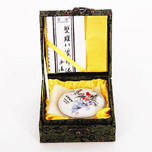 雙維朱砂印泥書畫 印泥盒裝30克
