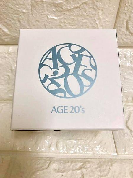 【Age20】女神光鑽爆水粉餅(含粉盒) SPF50+/PA+++(12.5g)23號效期2021.04【淨妍美肌】