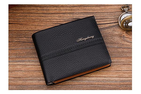 短皮夾 皮包 手機包 長夾 護照夾 證件夾 素面 男皮夾 錢包 後背包 男用皮夾 男用皮包 9169