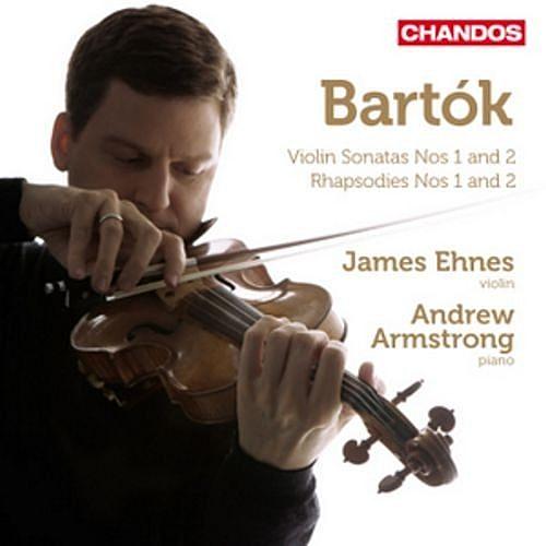 【停看聽音響唱片】【CD】巴爾托克:小提琴與鋼琴的奏鳴曲和狂想曲