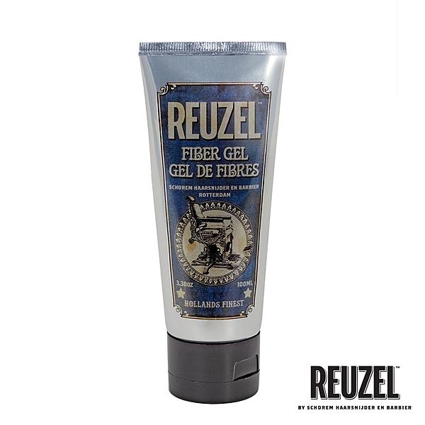 REUZEL Fiber Gel 纖維級強力無酒精保濕髮膠 100ml (原廠公司貨)【Emily 艾美麗】