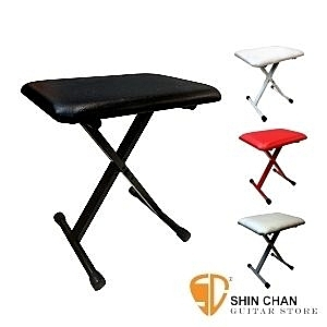 PKT-12 台灣製 電子琴椅/鋼琴椅/爵士鼓椅 高度可調  PKT12 四色可選 Kawai Casio Yamaha Roland 可用