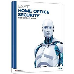 NOD32 ESET Home Office Security Pack 家庭辦公室資安包3年5U