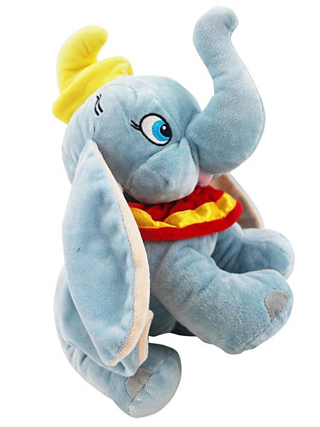 【卡漫城】 小飛象 玩偶 32公分 ㊣版 Dumbo 絨毛娃娃 布偶 迪士尼 大象 收藏 擺飾 馬戲團 卡通電影