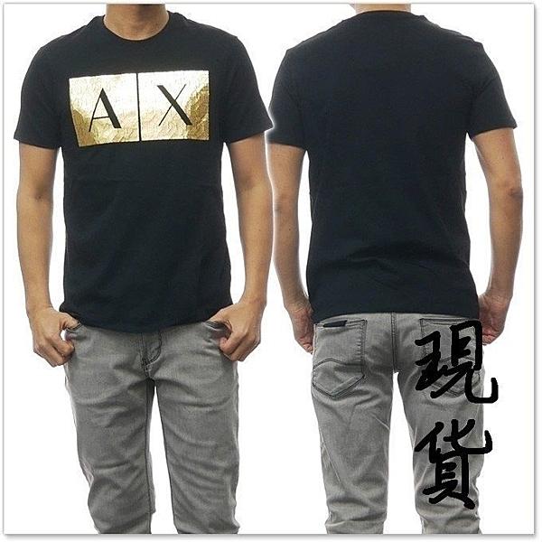 美國代購 現貨 ARMANI EXCHANGE 經典款 T恤 (L)