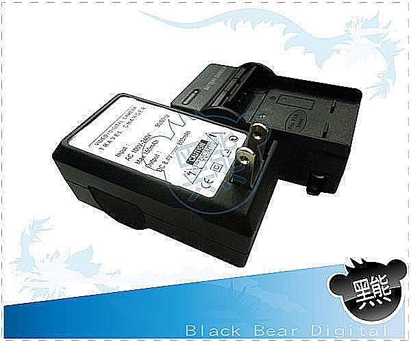 è黑熊館é Canon 1100D Kiss X50 電池 LPE10 專用 快速充電器 LP-E10