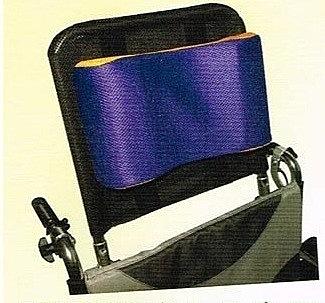頭靠 輪椅用 可調高度及角度 16~18吋通用