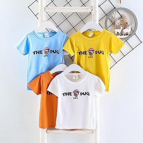 短袖上衣 嬰幼兒短袖T恤 寶寶童裝  UG00417 好娃娃
