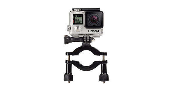 晶豪泰 分期0利率 GOPRO Roll Bar Mount 大圓管固定座 GRBM30 公司貨 Mounts 掛載配件