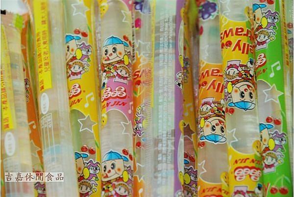 【吉嘉食品】晶晶蒟蒻條~果凍條(素食可) 1000公克 [#1000]{RR01}