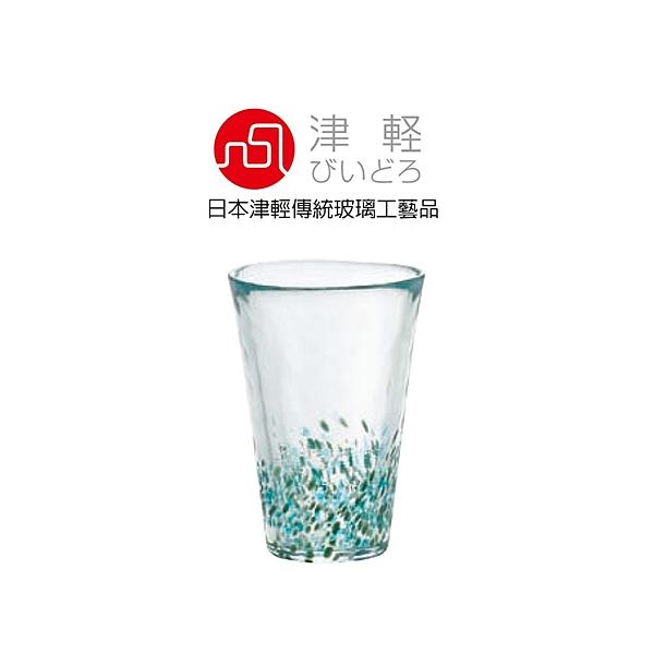 【日本津輕】 手作綠點飲料杯/1入