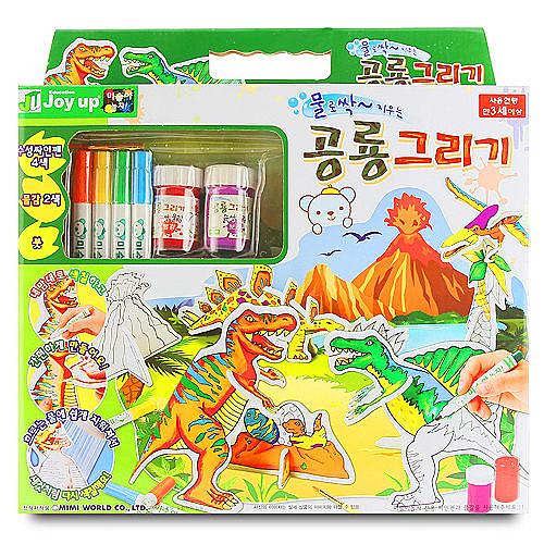 【MIMI WORLD】恐龍世界魔法遊戲組 MI52754