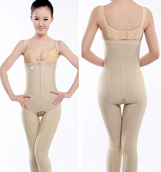 超重壓收腹美體加強版束身連體束身-Jamn200351