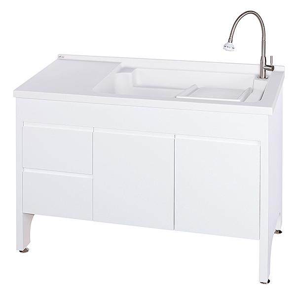 洗衣槽_UA-5120-KN-白/紅/綠/藍/灰色請擇一