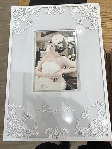 45 DESIGN MIT  代客排版製作 韓式水晶設計 相本 相簿 結婚  18吋大本 婚紗店專用 歐式花邊