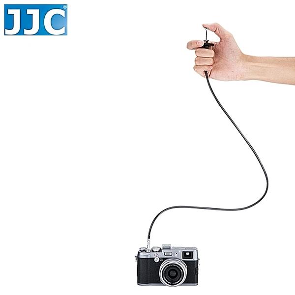 又敗家@JJC機械快門線TCR-70BK FUJIFILM X-Pro1 x10 x20 x30 x100s Sony RX1R RX100同NIKON自鎖式撞針機械快門線AR-3