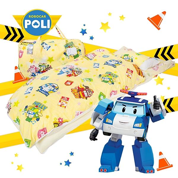波力 守護 黃 兒童睡袋 標準 台灣製 超取限一顆 伊尚厚生活美學