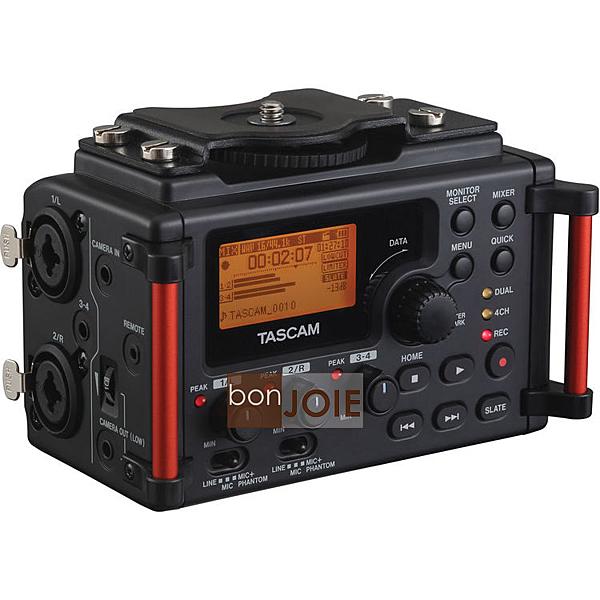 ::bonJOIE:: 美國進口 升級版 TASCAM DR-60D MKII 高音質數位錄音機 錄音器 DSLR PCM DR-60DMKII MK2 DR-60DMK2
