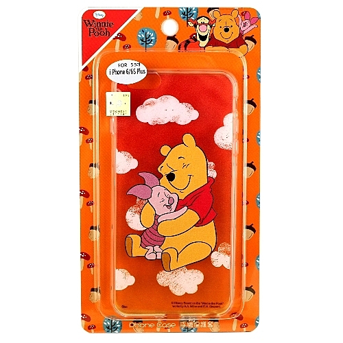 【Disney】iPhone6 /6s 雲朵系列 彩繪漸層保護軟套