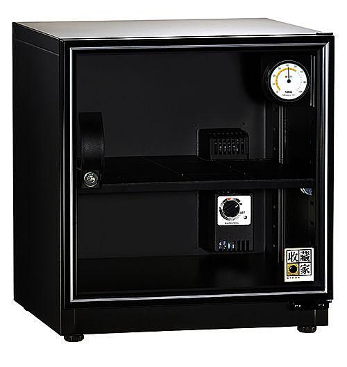 收藏家 暢銷經典型60公升電子防潮箱 ADL-55N