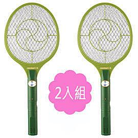 《鉦泰生活館》日象充電式大型電蚊拍(2入) ZOM-2800