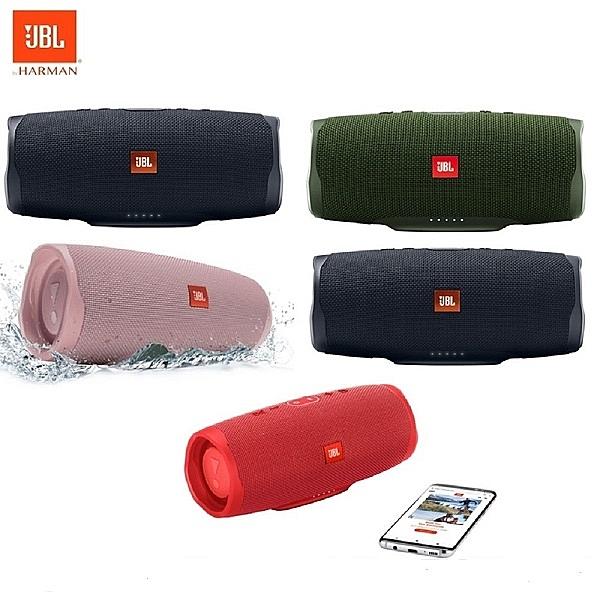 新竹專業音響店《名展音響》JBL Charge 4 防水攜帶式藍芽喇叭 英大公司貨