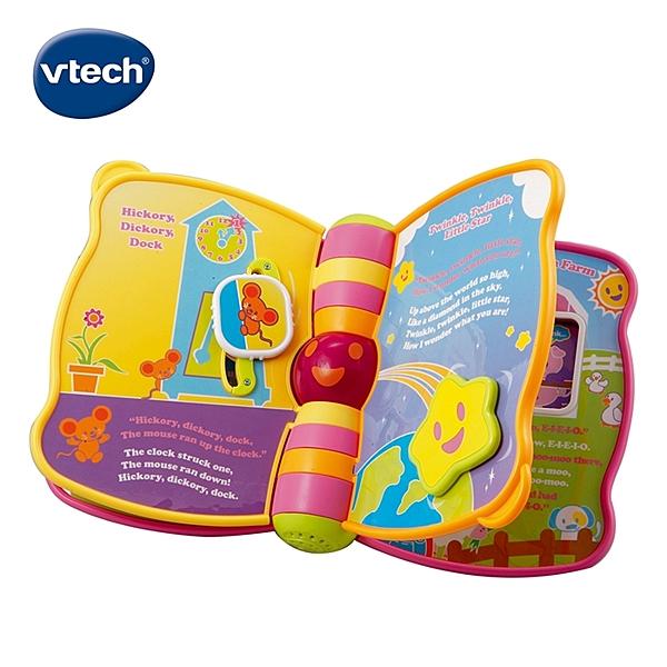 Vtech早教啟蒙有聲書 音樂探索寶寶翻翻書 益智兒童玩具 608132  好娃娃