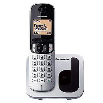 Panasonic 國際牌 DECT數位無線電話KX-TGC210TW 公司貨 送USB燈