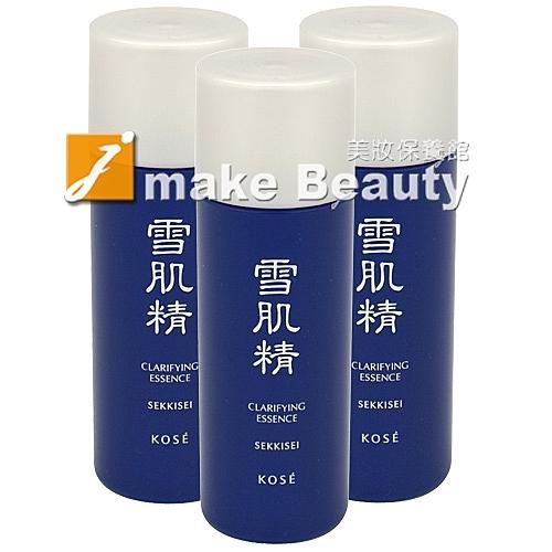 KOSE高絲 雪肌精角質清淨調理露(33ml*3)《jmake Beauty 就愛水》