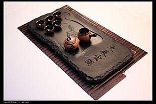 熱銷功夫茶具 大展宏圖 石茶盤