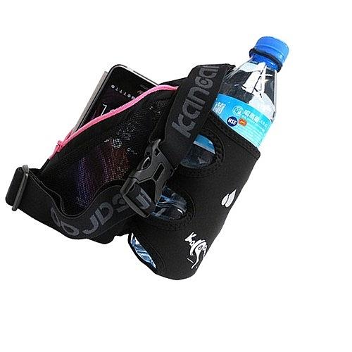 CAN COOL 多用途水壺包手機包 登山慢跑休閒 斜背包腰包