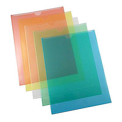 YOMAK A4 直式U型文件套/文件夾/文件袋