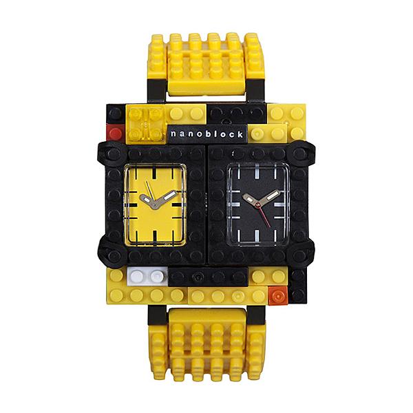 【nanoblock樂高】/樂高積木錶(男錶 女錶 手錶 Watch)/TVL-05/台灣總代理原廠公司貨一年保固