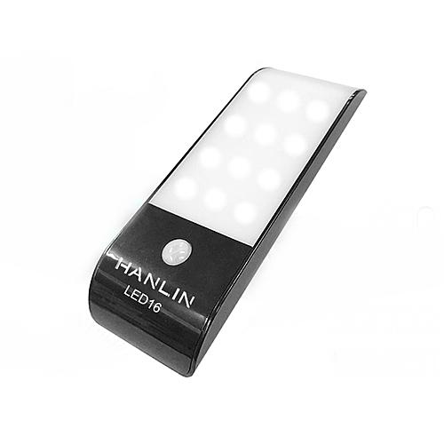 HANLIN 磁吸USB充電人體感應燈LED16