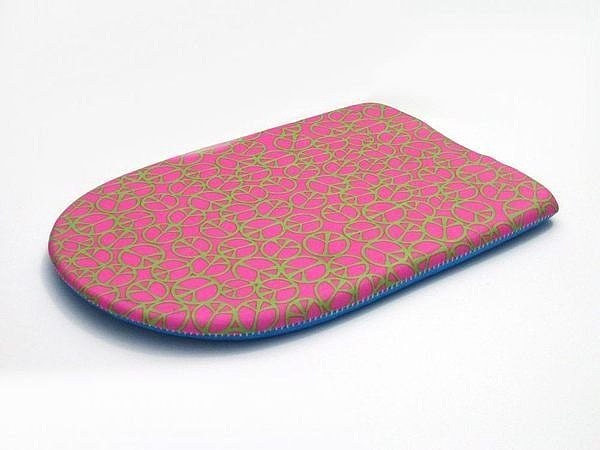 [衣林時尚] 16吋EPS 兒童踢水板 助浮板 耐磨耐用 外層有保護布料 圖案隨機出