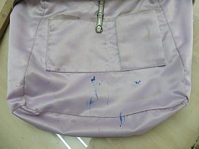 原子筆跡清潔一二手名牌包原子筆跡清潔一二手精品店原子筆清潔一洗包包一洗布包一洗鞋子
