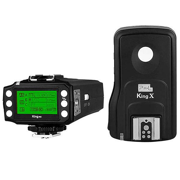 ◎相機專家◎ PIXEL King PRO 無線閃燈觸發器 for Nikon 支援TTL 高速同步 公司貨