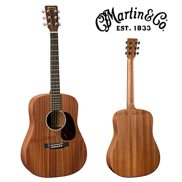 ★Martin★D Jr. 2E Sapele 小D桶系列~沙比利面板電木吉他(墨廠)