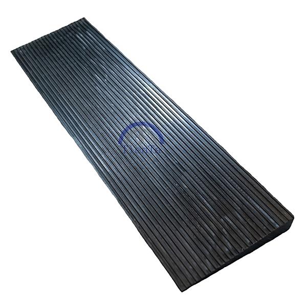橡膠斜坡板-輪椅門檻用斜坡板2.5cm