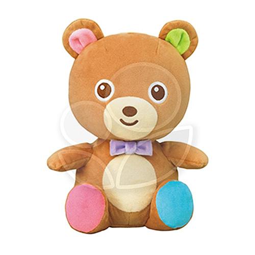 Toy Royal 樂雅 安撫聲光歡樂熊【佳兒園婦幼館】