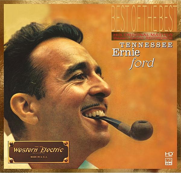 停看聽音響唱片】【CD】田納西.爾尼.福特:BEST OF THE BEST (德國版HDCD)