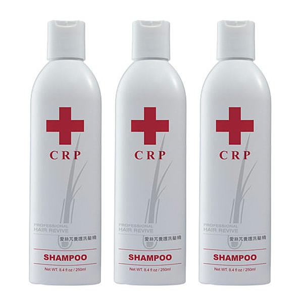 【CRP】愛絲芃頭皮養護洗髮精(250ml x3)