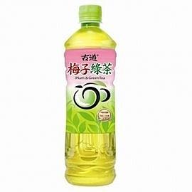 ●古道梅子綠茶600ml(每箱24瓶)*黑貓配送*【合迷雅好物超級商城】