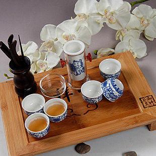 玻璃茶具/蓮花