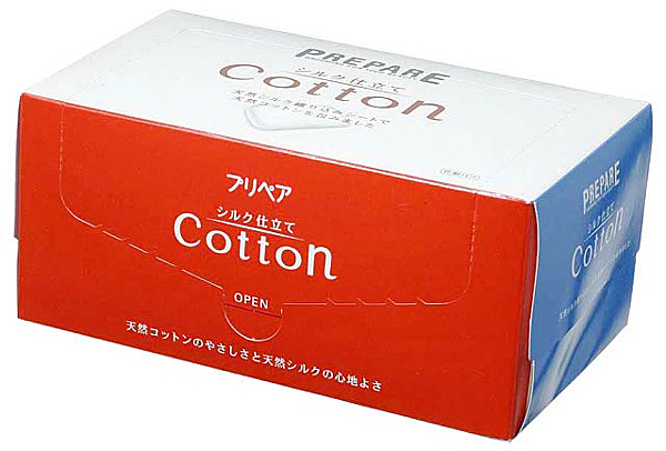 SHISEIDO 資生堂天然蠶絲化妝棉