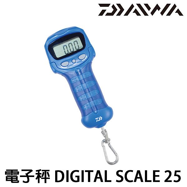 漁拓釣具 DAIWA DIGITAL SCALE 25 [電子秤]