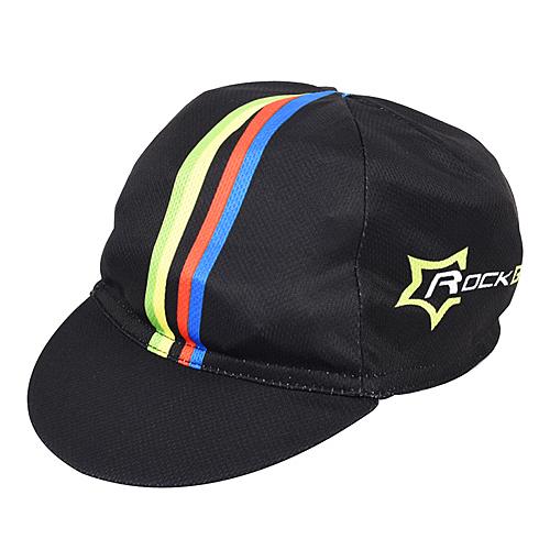 *阿亮單車*單車小帽,ROCKBROS字樣,黑色《C00-205-B》